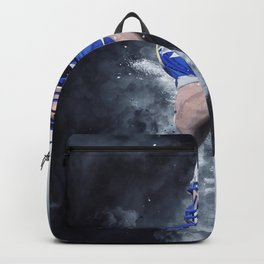Football Fight Night Backpack