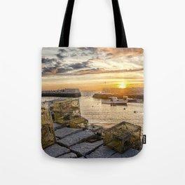 Lanes cove sunset last night 5-20-18 Tote Bag