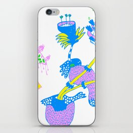 Funky Fungus iPhone Skin