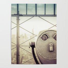 New York City Summer Poster
