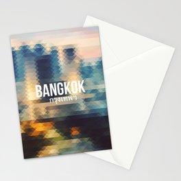 Bangkok - Cityscape Stationery Cards