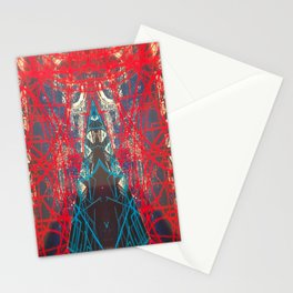 FX#505 - Kryptonian Oblongated Lines Stationery Cards