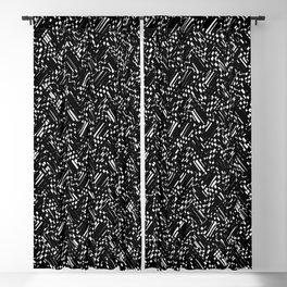 Blank Blackout Curtain