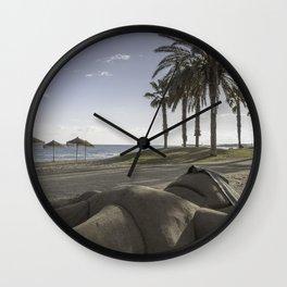 Mr. Sandman Wall Clock