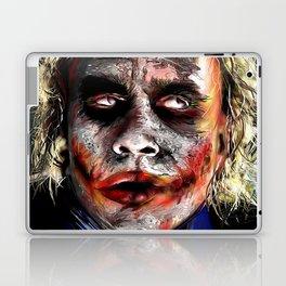 The Joker Painted Laptop & iPad Skin