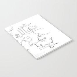 Dream no. 8 Notebook
