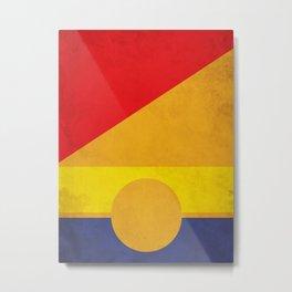 Tobias No.1 Metal Print