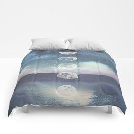 Rising Moon Comforters