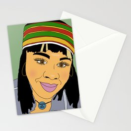Favorite Hat Stationery Cards