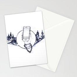 Team Temp.  Stationery Cards