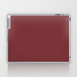 Deep Red 7B3539 Laptop & iPad Skin