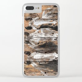 Pure Horses Clear iPhone Case