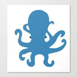 Octopuss Canvas Print