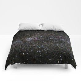 Milky Way Stars Comforters