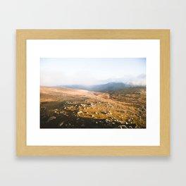Kosciuszko Sunrise Framed Art Print