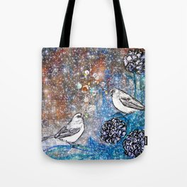 Songbirds Tote Bag