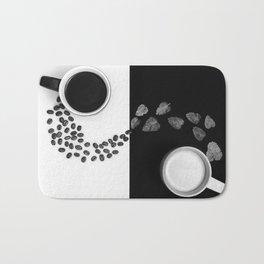 Coffee & Tea Bath Mat