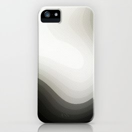 Edged Out iPhone Case