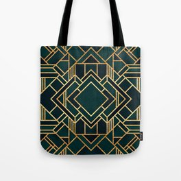 Art Deco 2 Tote Bag