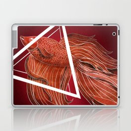 Urban Betta Marooned Laptop & iPad Skin