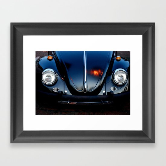 Expression Framed Art Print