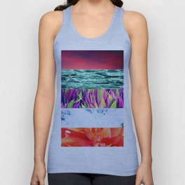 Photography Collage Unisex Tank Top