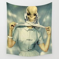 NUMBER 35 Wall Tapestry