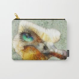 abstract ostrich Carry-All Pouch