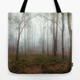Sleepy Forest Tote Bag