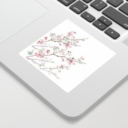 Apple Blossom 2 #society6 #buyart Sticker