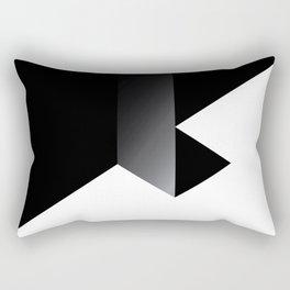 Triangle 3 Rectangular Pillow