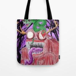 demon 2 Tote Bag