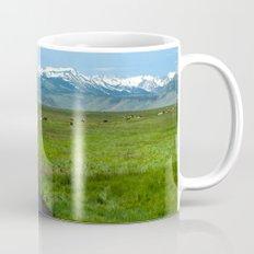 Greenest Pastures In California Mug