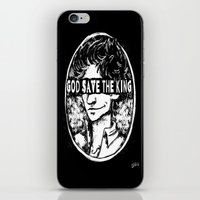 cargline iPhone & iPod Skins featuring that zine that I made that one time by cargline