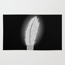 Light As a Feather Rug