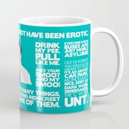 Green Wing - Guy Coffee Mug