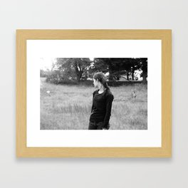 Girl2 Framed Art Print