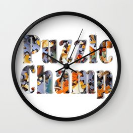Puzzle Champ Wall Clock