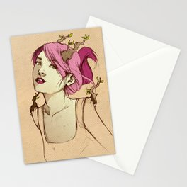 Head Brancher Stationery Cards