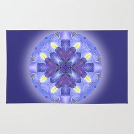 Harmony Mandala for your Inner Peace Rug