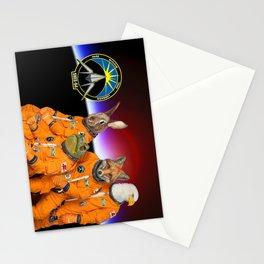 STARFOX - The Lylat Space Program Stationery Cards