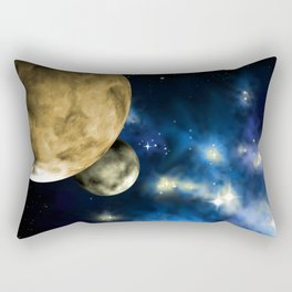 extrasolar planets Rectangular Pillow