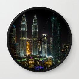 Kuala Lumpur | Malaysia Wall Clock