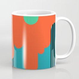 Melting colors Coffee Mug