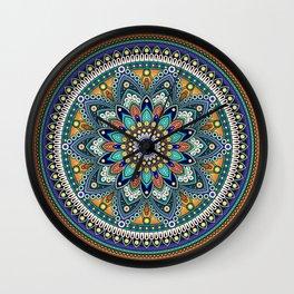 CalaManda Azul Wall Clock