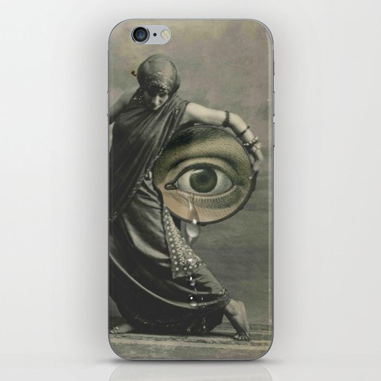 EYE CRY iPhone Skin