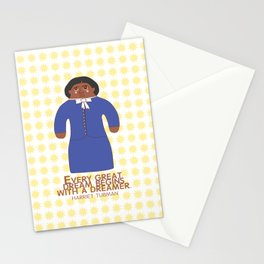 Harriet Tubman Stationery Cards