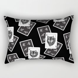 Druskelle - Six of Crows Rectangular Pillow