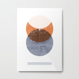 Eclipse I Metal Print