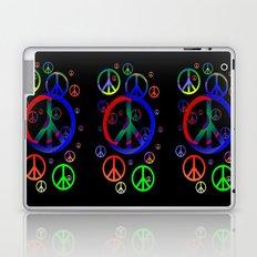 Peace time Laptop & iPad Skin